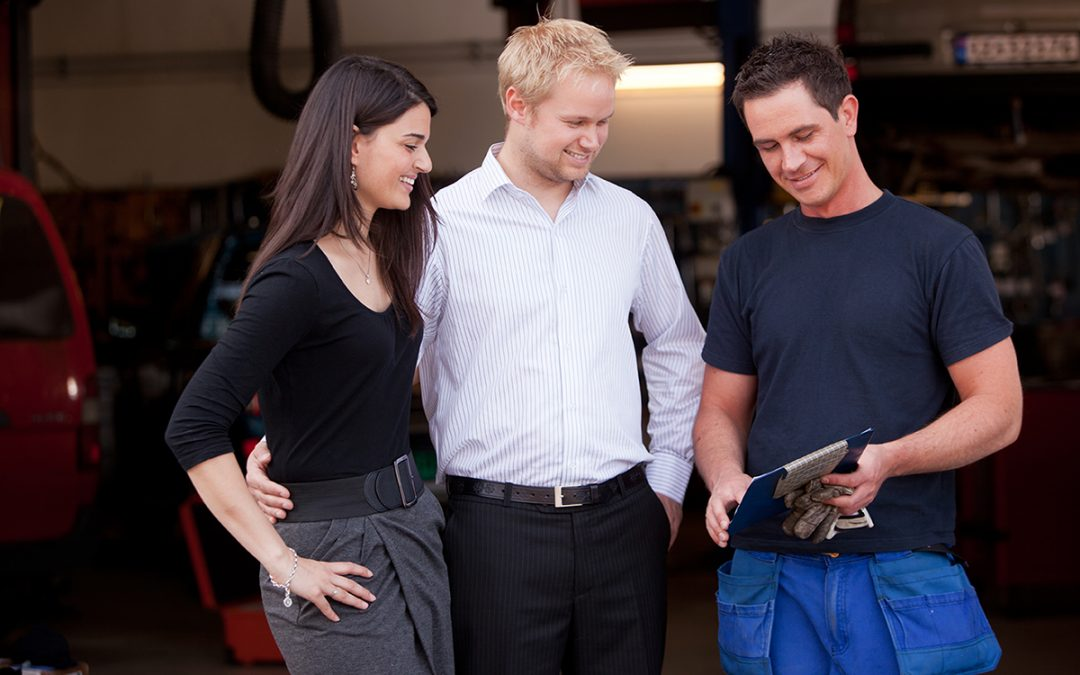 How to grow your auto repair business with happy customers